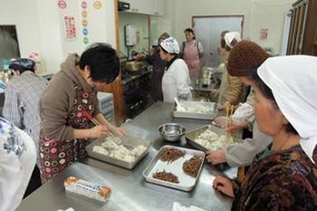 料理研修開催