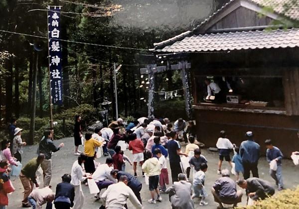 白髪神社_神祭