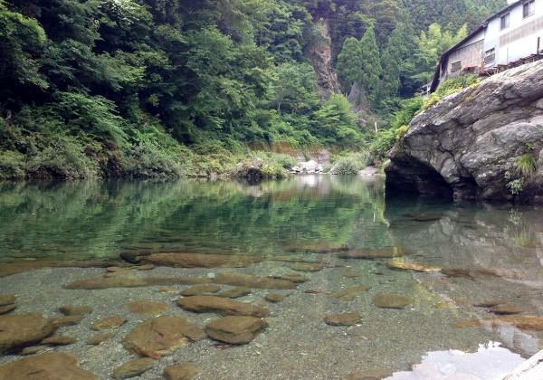 沢ケ内河原